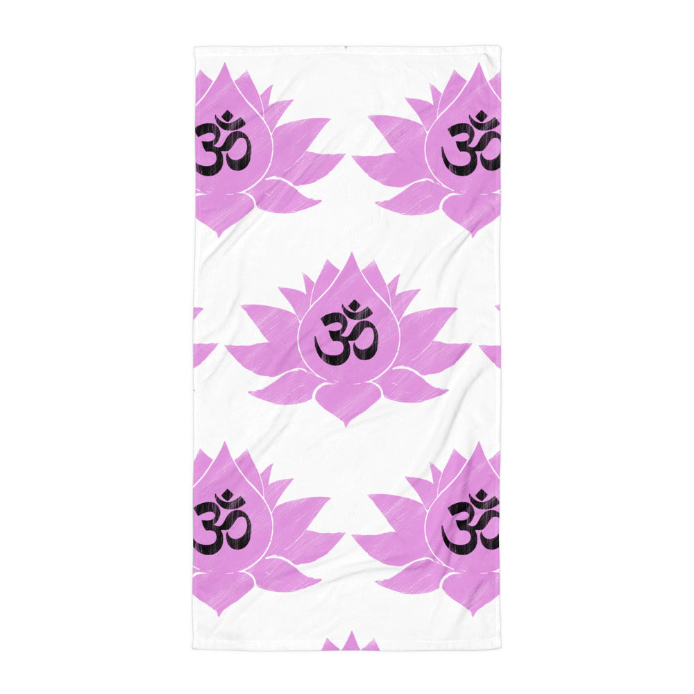 Ohm Lotus Towel