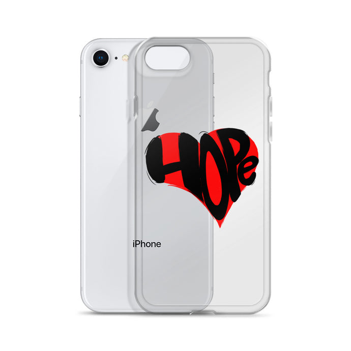 Hope in Your Heart iPhone Case (available for iPhone 6 to iPhone X)