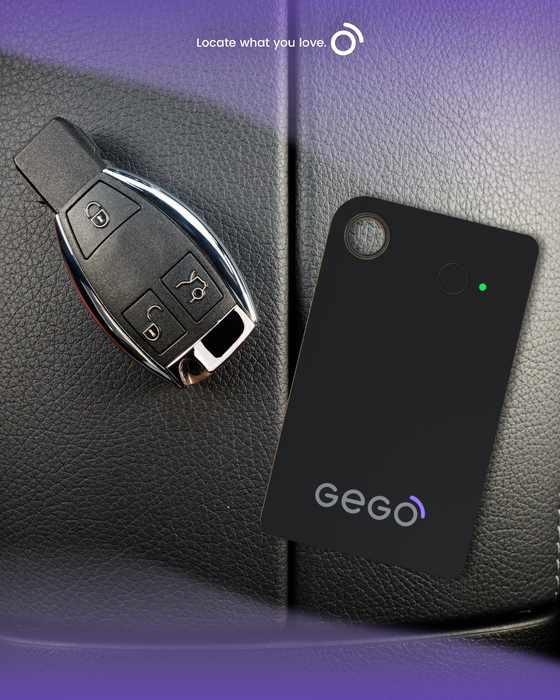 GEGO tracker for car, protect your vehicle from theft