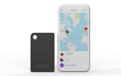 GEGO global tracker