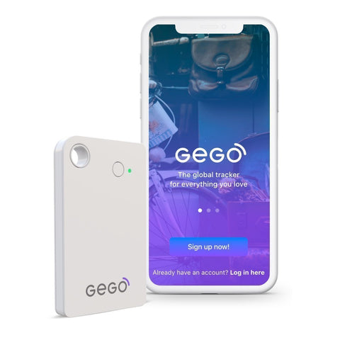 GEGO Tracker Device