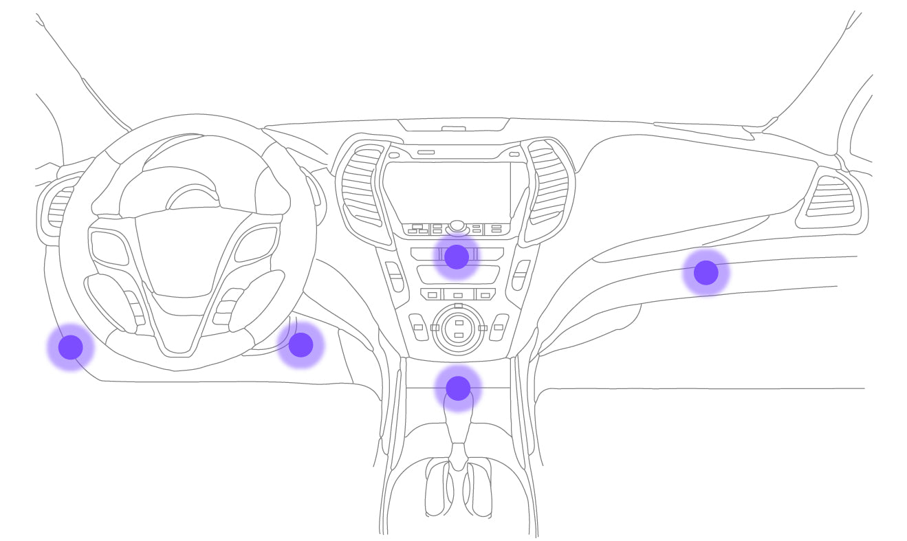 Where to find OBD port on your car