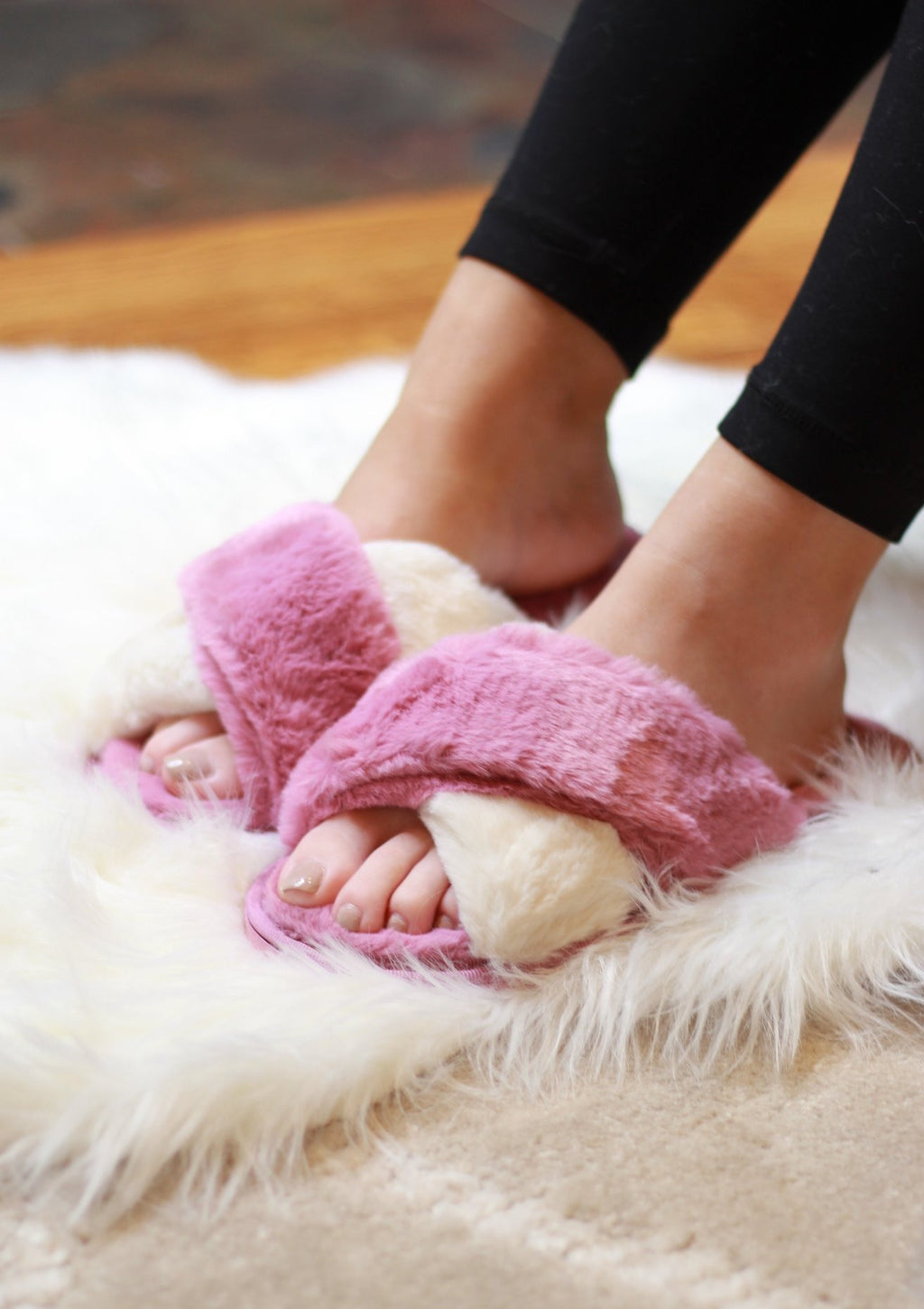 Ultra Fuzzy Slippers
