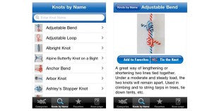 fishing knot app