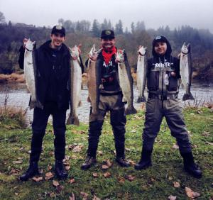 oregon coast hatchery steelhead limit