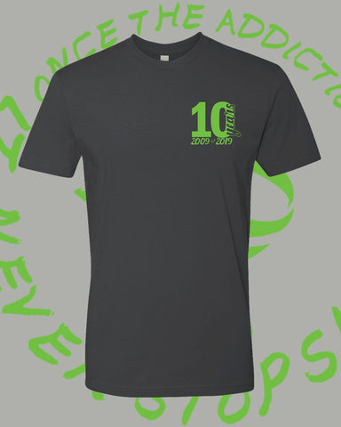 Limited Edition 10 Year Anniversary T-Shirt