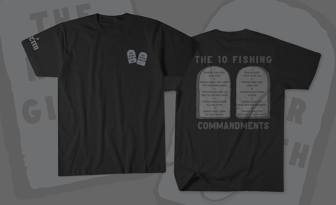 The COMMANDMENTS T-Shirt (LIMITED EDITION)