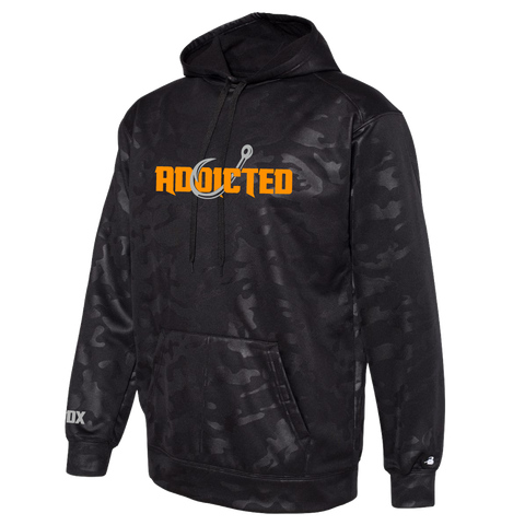 The STEALTH Black Camo Performance Hoodie (Limited Edition)