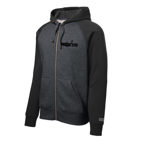 The Murdered Out Zip Up Hoodie (Limited Edition)
