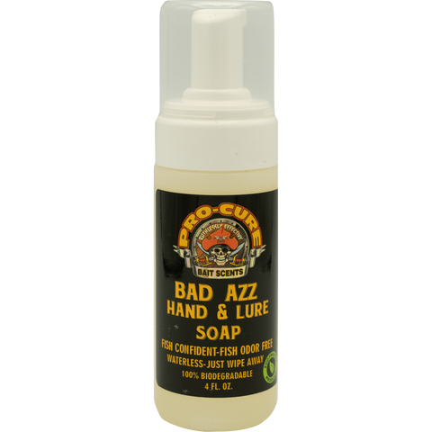 BAD AZZ HAND & LURE SOAP