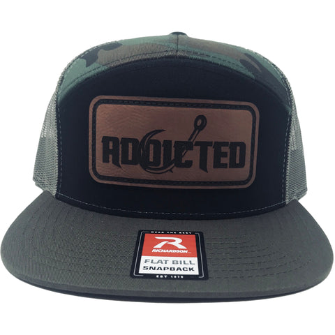 Addicted 7 Panel Trucker Camo (LIMITED EDITION)