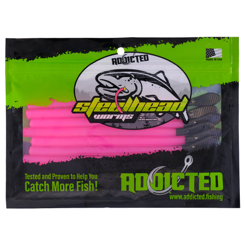 "The ""Copycat"" Steelhead Worms"