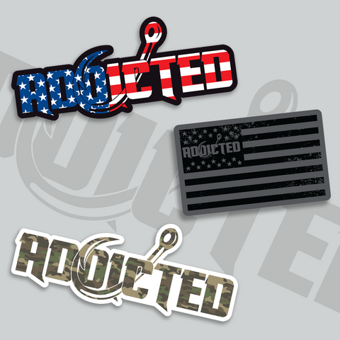 """The Freedom"" Decal Pack"