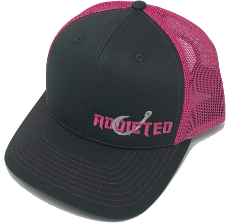 Addicted Pink Ladies Trucker