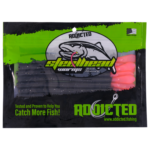 MJ Reloaded Steelhead Worms
