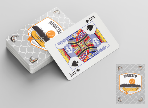 Addicted Life Playing Cards (Limited Edition)