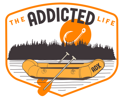 Addicted Life Decal (Limited Edition)