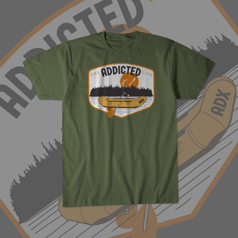 Addicted Life Shirt (LIMITED EDITION)