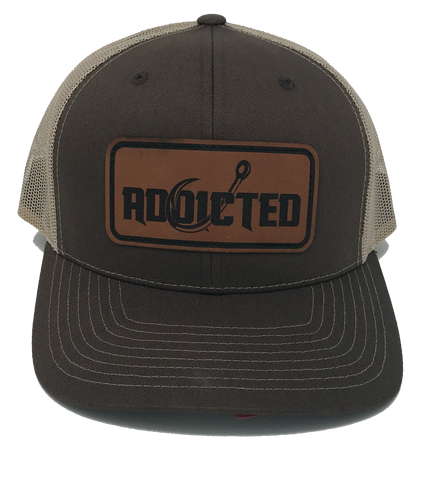 Addicted Classic Patch Trucker