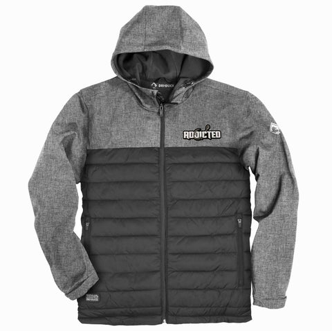 Addicted Dri-Duck Pinnacle Puffer Softshell Jacket