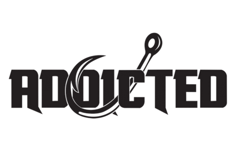 Boat Black Addicted Decal
