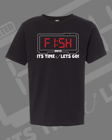It's Fish 30 Alarm Clock KIDS Tee (LIMITED EDITION)