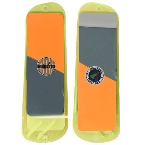 Twisted Addiction Orange 360 Flasher (Limited Edition)