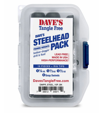 Daves Tangle Free Steelhead Pack