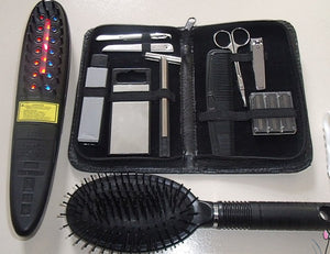 LASER HAIR REGROW TREATMENT COMB + Free Manicure Kit a $30 Value - bestshoppingco