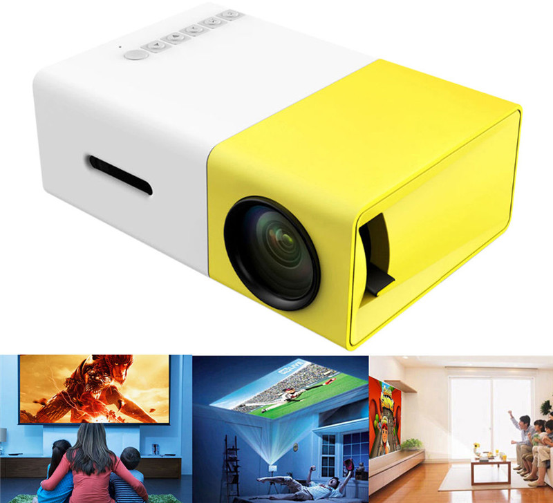 Lumi Pro - World's First Pocket Projector - bestshoppingco