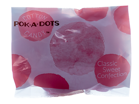 mini Dots Cotton Candy
