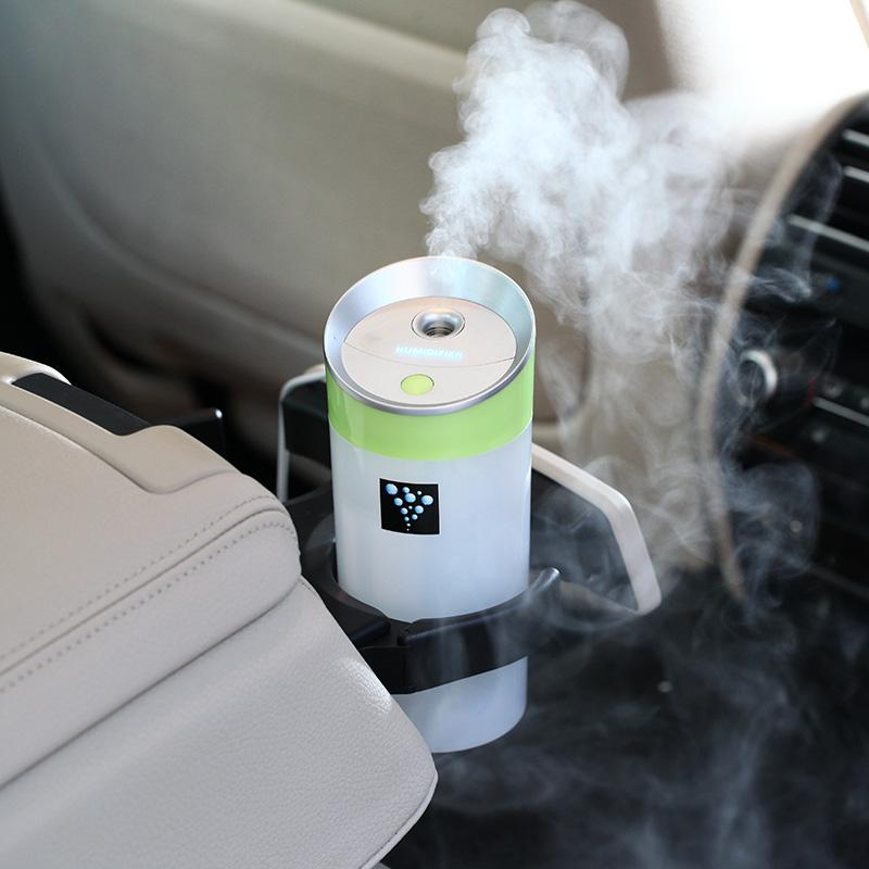 On-the-Go Portable Essential Oil Diffuser