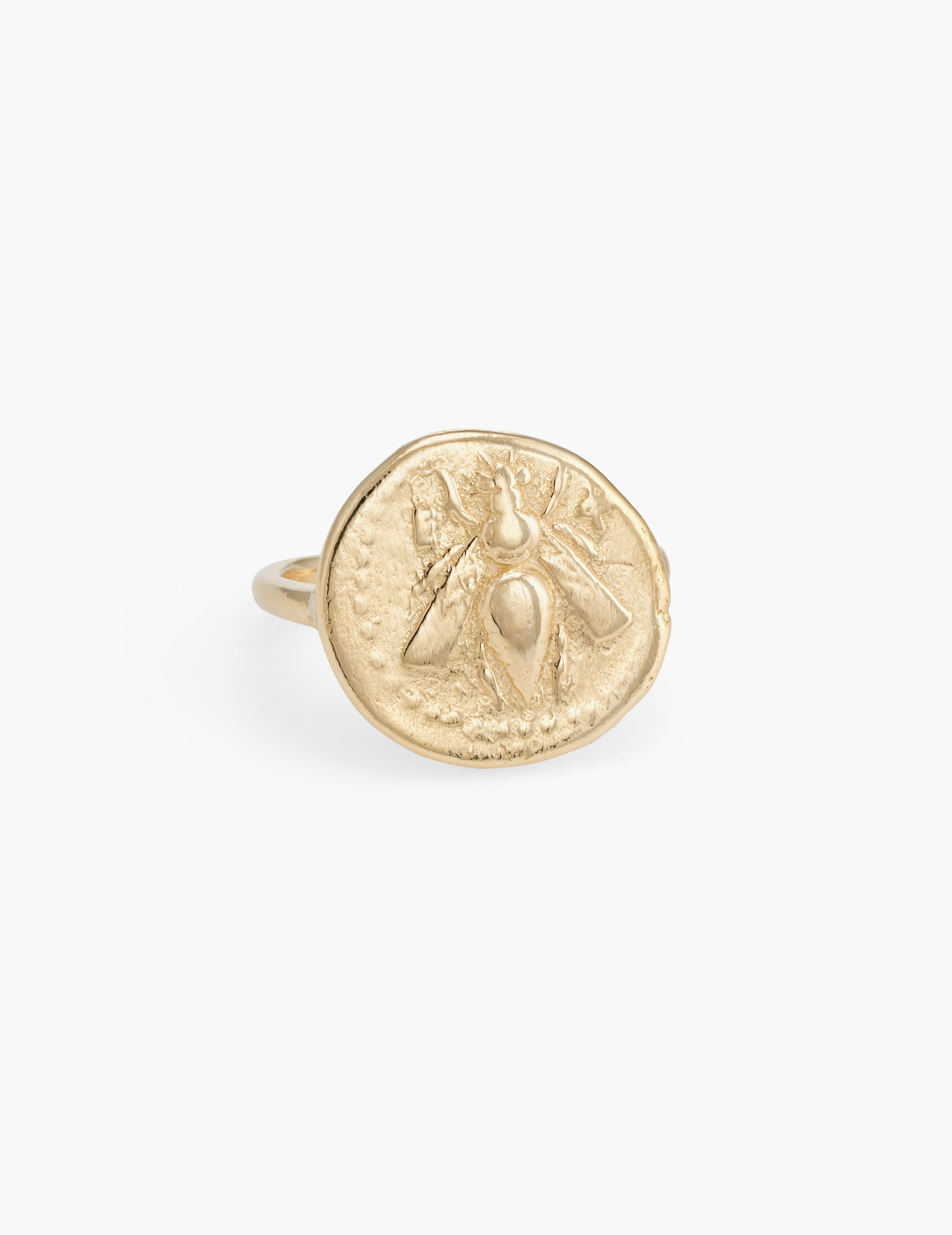Bee Coin Ring