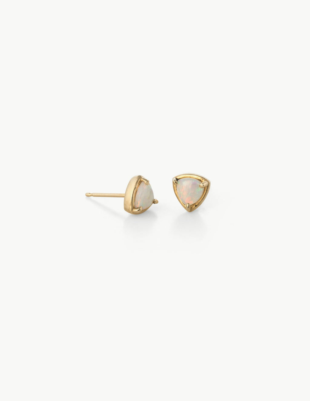 Prism Studs in White Opal - Dream Collective