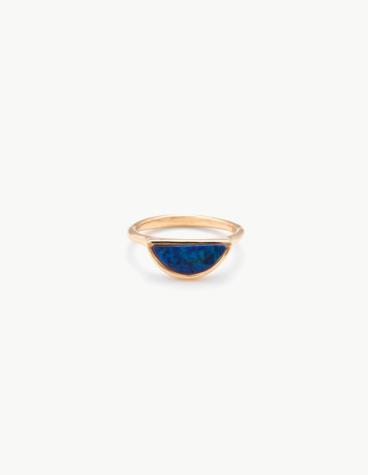 Opal Moonrise Ring - Dream Collective