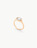 Rose Cut Diamond Ring - Dream Collective