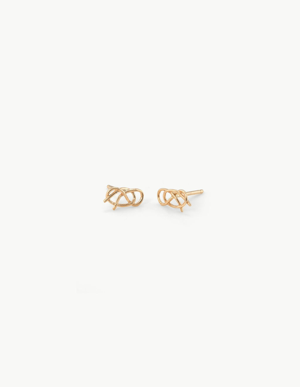 Sailor's Knot Studs - Dream Collective