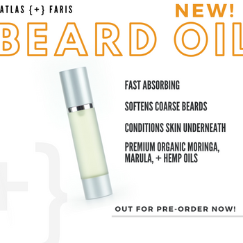Premier Beard Oil (coming soon)