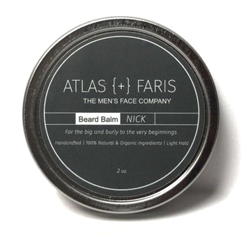 Beard Stimulating Balm (NICK) In Stock