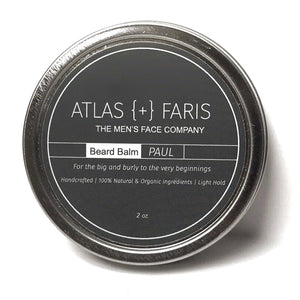 Beard Thickening Sandalwood + Clove Balm (PAUL) *Limited Edition*