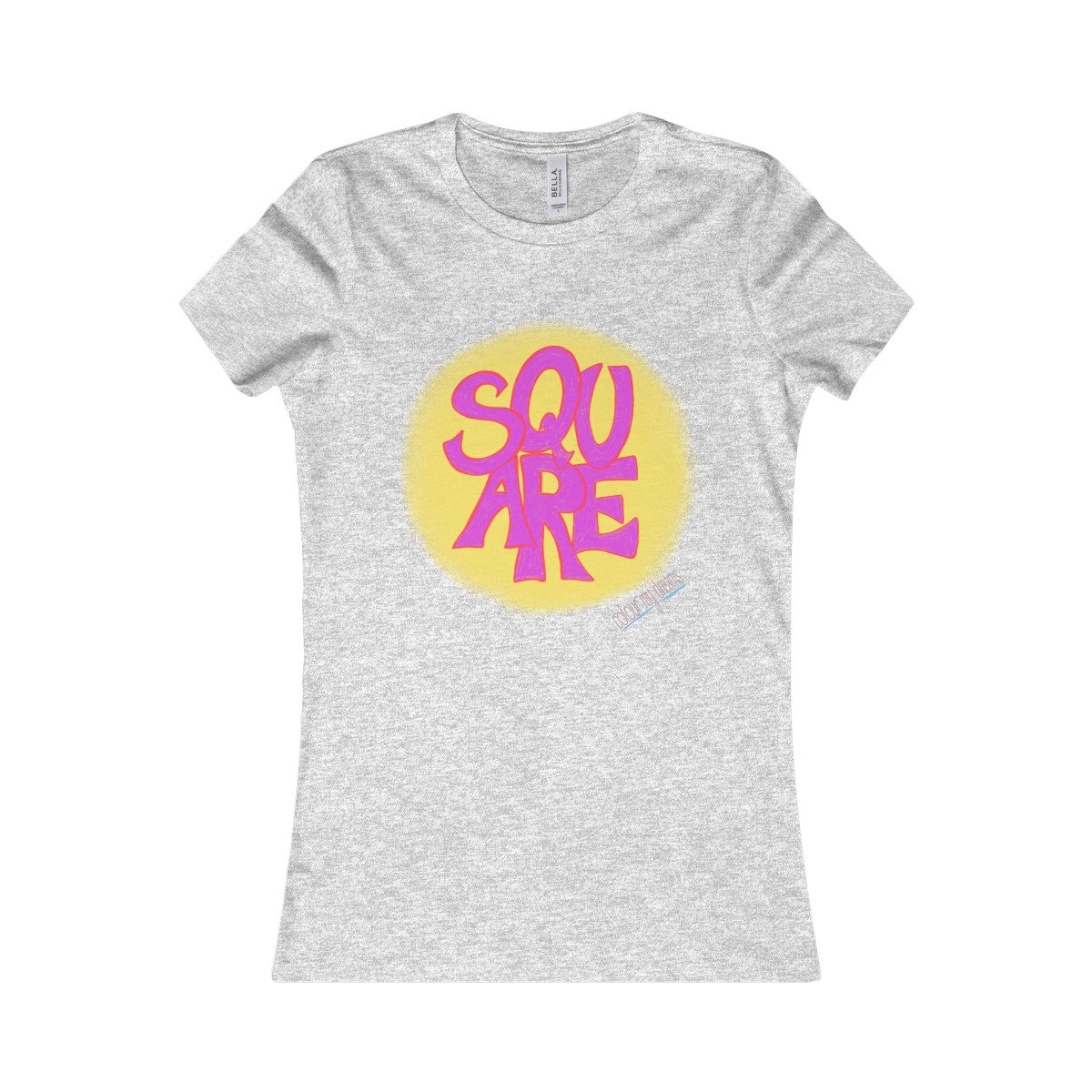 Women's Favourite T-Shirt - Square