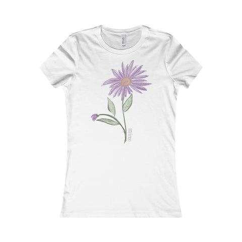 Women's Favourite T-Shirt - Flower