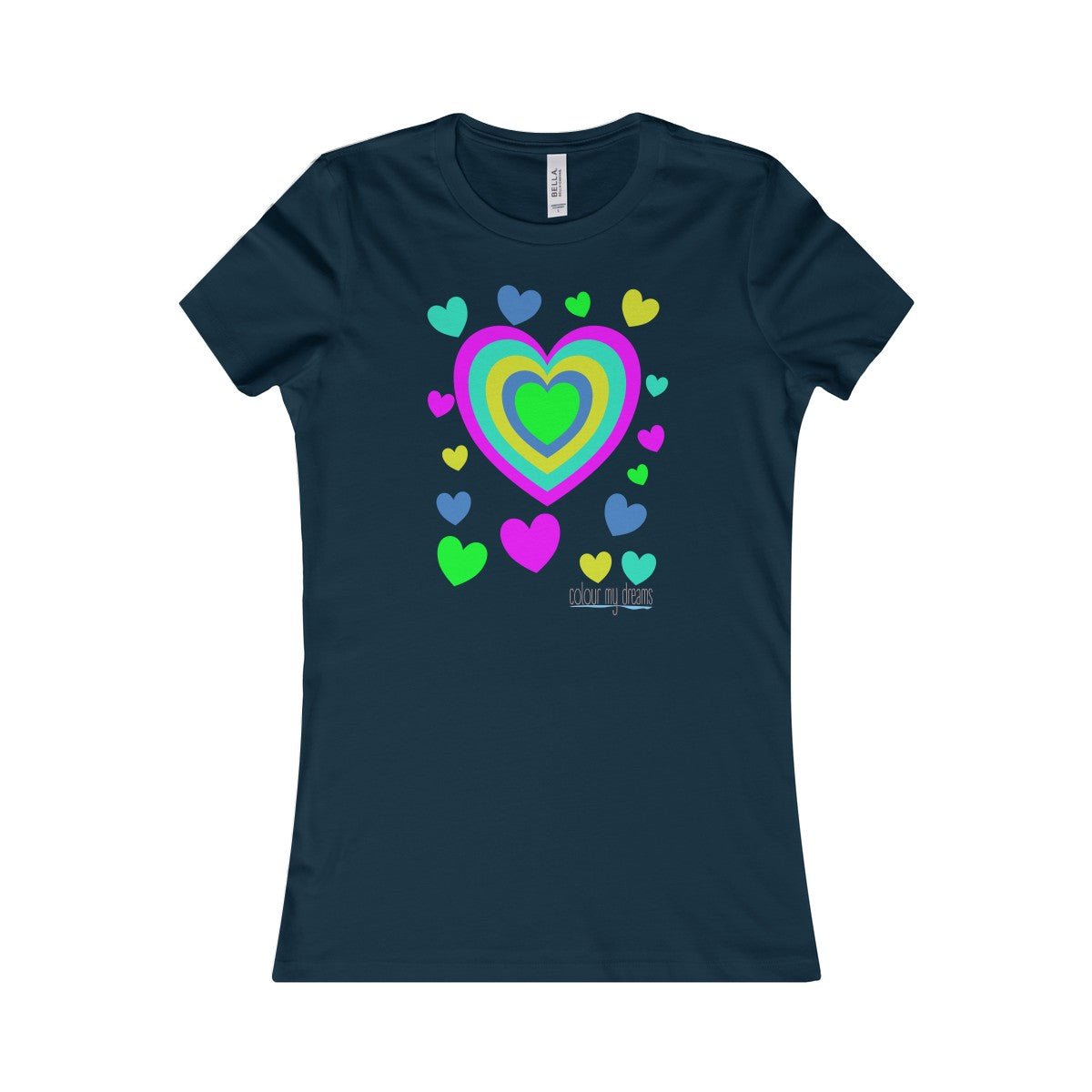 Women's Favourite T-Shirt - Springtime Love