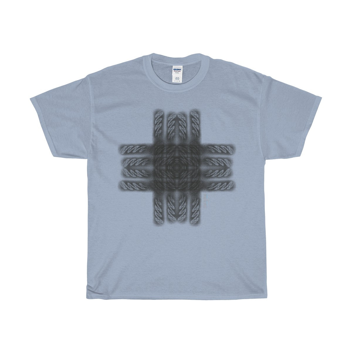 Men's Heavy Cotton T-Shirt - Exile