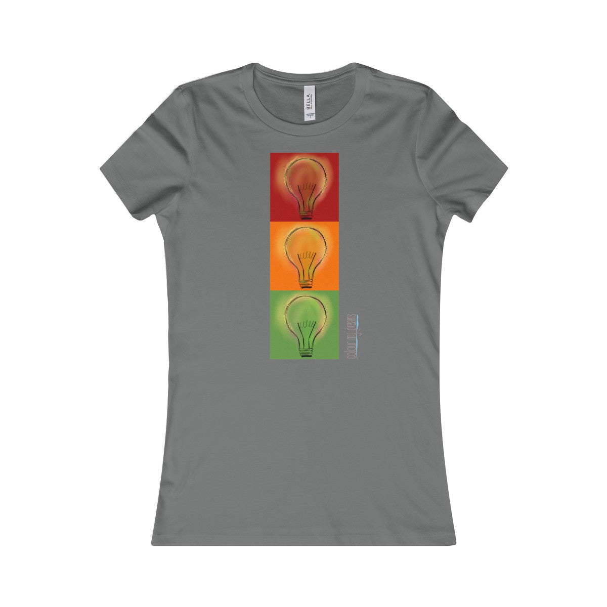 Women's Favourite T-Shirt - Lightbulb Moment