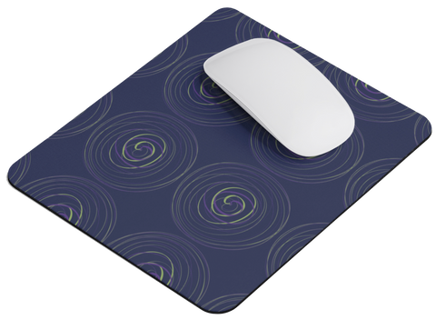 Mouse Mat - Tribal Swirls