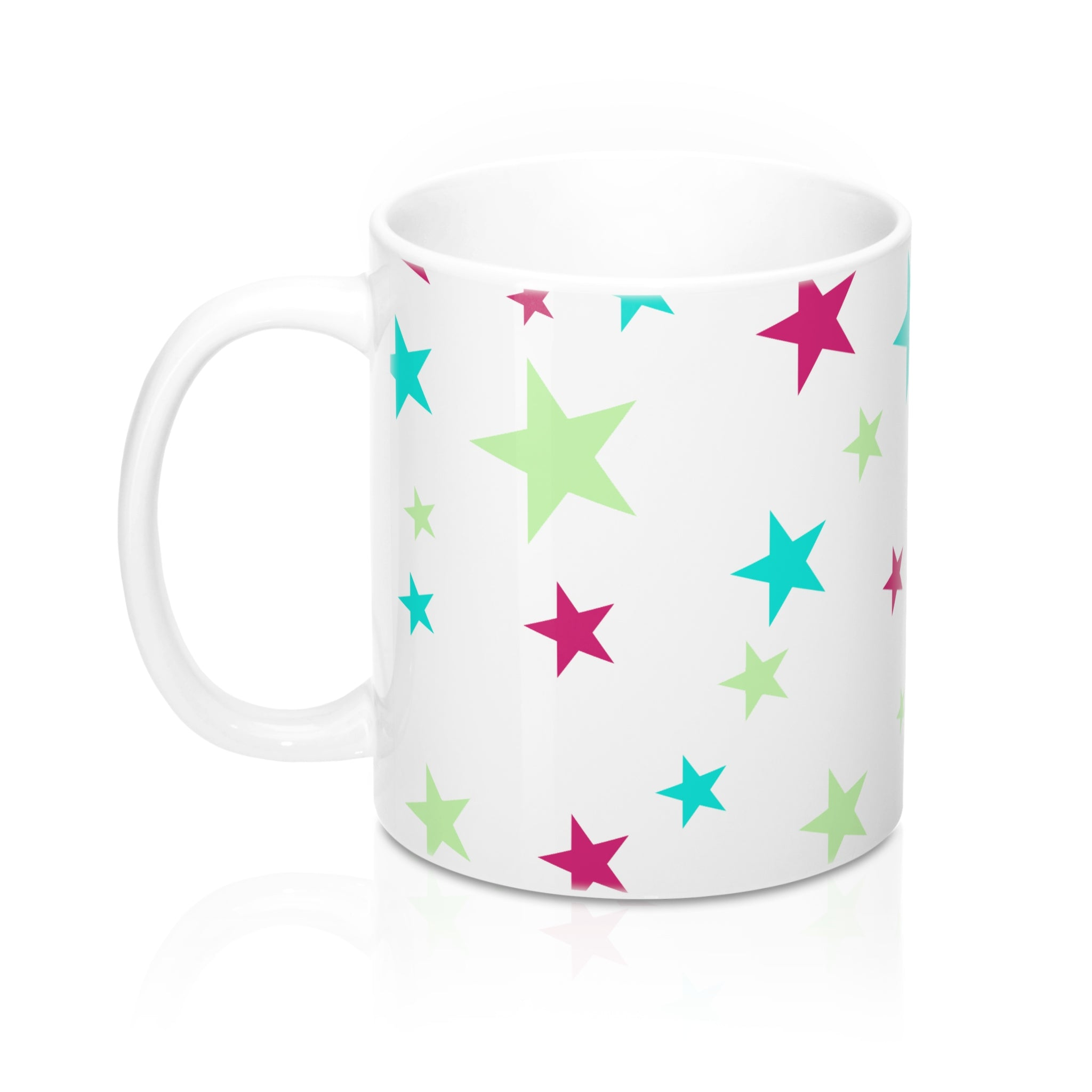 Mug - Little Stars (white)