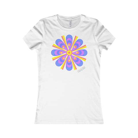 Women's Favourite T-Shirt - Peacock