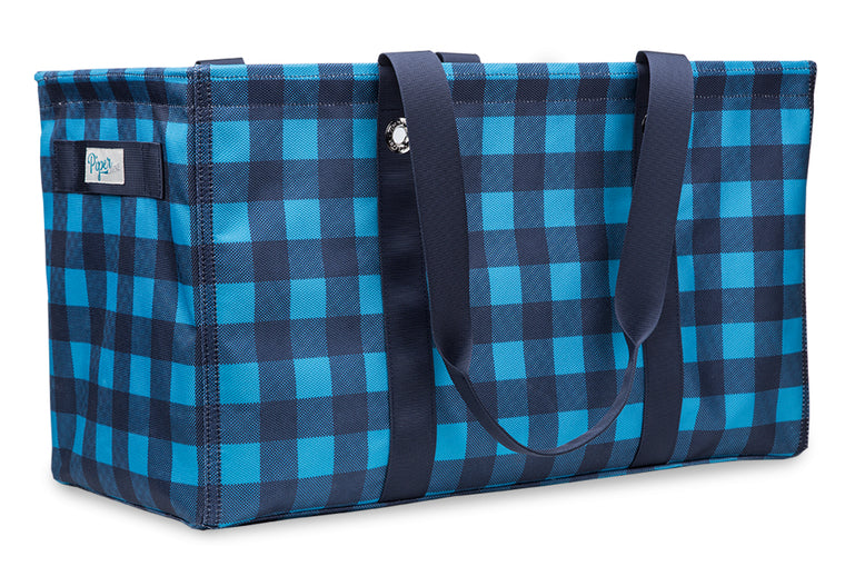 Bette Blue Utility Tote