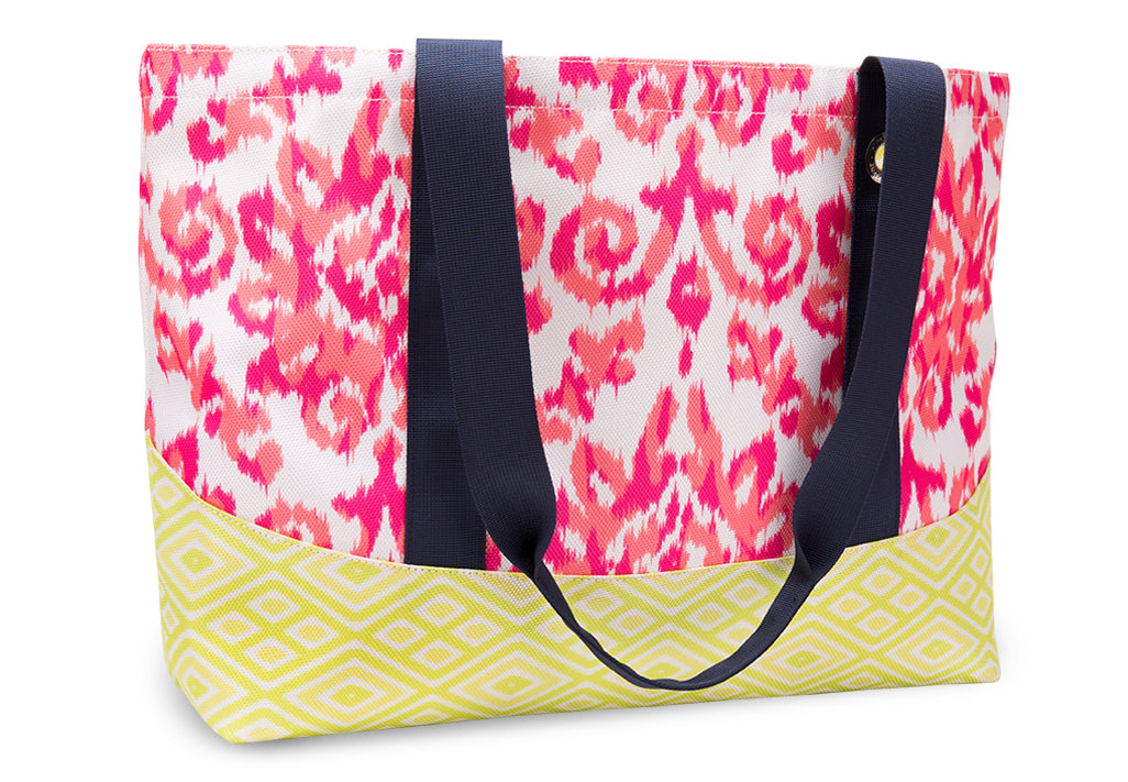 India Pink Classic Tote